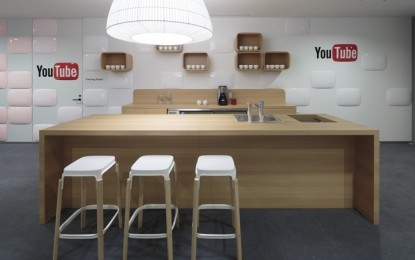 Nouveaux bureaux de Youtube à Tokyo