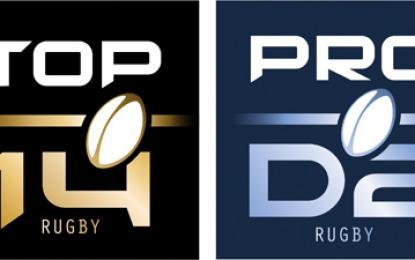 Rugby : de nouveaux logos pour le TOP 14