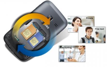 Séparer les appels pro et perso avec un smartphone double-SIM